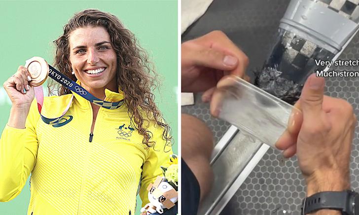 VĐV giành HCV Olympic nhờ dùng 'ba con sói' để sửa thuyền
