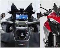 Công nghệ radar cuối cùng đã được kích hoạt trên Ducati Multistrada V4 S