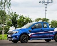 Ford Ranger phiên bản 2 chỗ ngồi chỉ dành cho dân chơi, giới hạn 300 chiếc