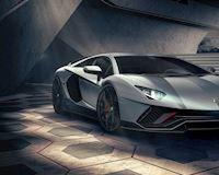 Lamborghini Aventador Ultimae ra mắt, siêu bò mạnh nhất thuộc dòng Aventador