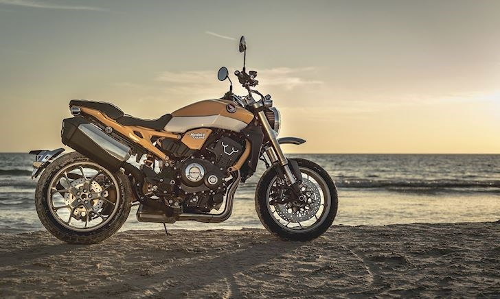 Honda CB1000R Monkey Kong, anh cả của dòng xe khỉ