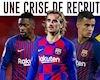 4 người Barca thành tội đồ sau khi Messi ra đi