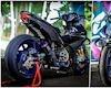 Đã mắt với Yamaha Exciter được độ theo phong cách mô tô mới