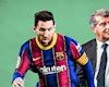 Chủ tịch Laporta tiết lộ buổi đàm phán cuối cùng với Messi