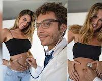 Giải nghệ MotoGP, Valentino Rossi đã về đúng vai trò bác sĩ
