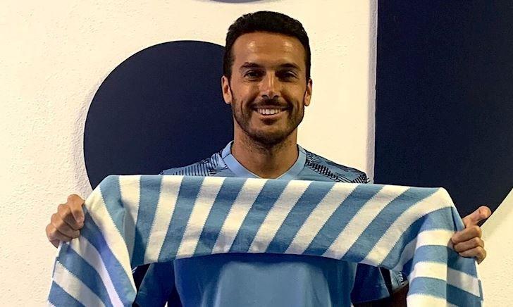 Pedro trở thành vụ chuyển nhượng 36 năm có một của Serie A