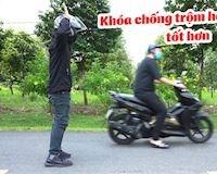 So sánh 3 loại khóa chống trộm phổ biến cho xe máy và mô tô