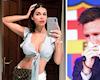 Người mẫu Playboy bỏ ra hơn nửa triệu đô mua khăn giấy của Messi