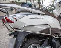 Khuyết điểm của khung bảo vệ được lắp thêm trên xe máy