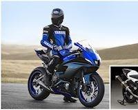 So sánh Yamaha R7 2021 với R7 1999 trong quá khứ