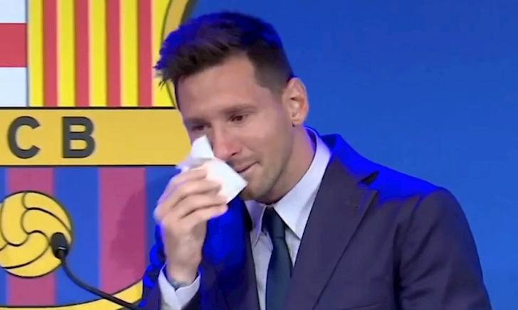 Messi lần đầu tiên nói về khả năng gia nhập PSG