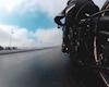 Chiếc Triumph Bobber độ nhanh nhất thế giới, thử nghiệm trên đường đua