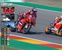 Chặng 13 MotoGP 2021, cuộc đua đúng nghĩa của riêng Bagnaia và Marquez