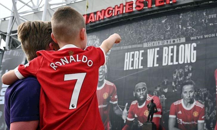 Ronaldo khó giúp doanh thu của MU tăng đột biến