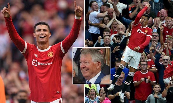 Tiếng nói của Sir Alex khi đưa Ronaldo trở lại MU