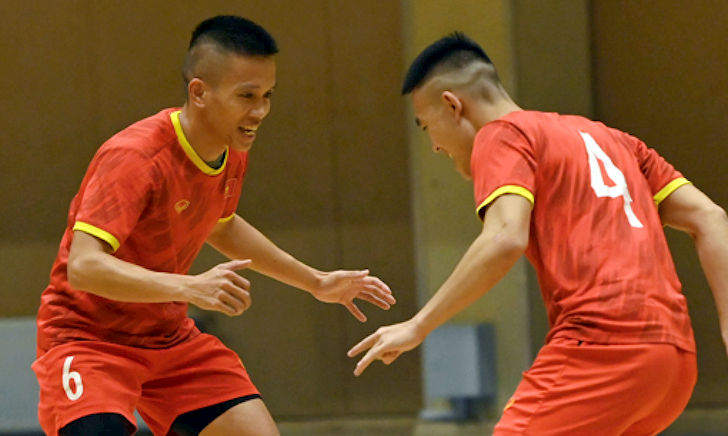 Truyền thông thế giới phán futsal Việt Nam chắc chắn phá lưới Brazil