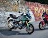 Moto Guzzi V100 Mandello 2021 trang bị động cơ cơ V-Twin nằm ngang hầm hố