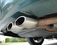 Nhận biết ống xả ô tô bị thủng qua các cách sau