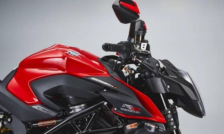 Chi tiết siêu nakedbike phiên bản rẻ MV Agusta Brutale 1000RS
