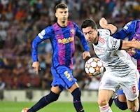 Barca trông như đội bóng thiếu nhi khi thua đậm Bayern
