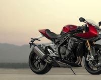 Cuối cùng Triumph Speed Triple 1200RR cũng ra mắt, một chiếc sportbike cổ điển