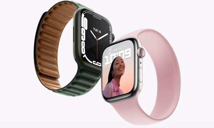 Apple Watch Series 7 chính thức ra mắt với thiết kế ít thay đổi