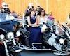 Cô gái được đoàn mô tô với gần 300 biker hộ tống đi dự tiệc