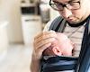 Nghiên cứu mới: Đàn ông dễ tăng cân khi lên chức bố