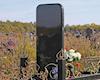 Ngôi mộ có hình iPhone độc nhất vô nhị ở Nga