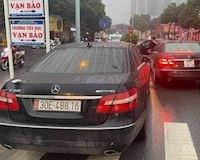 Hành vi làm giả biển số xe được đề xuất tăng 10 lần mức xử phạt