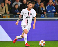 Messi chạy ít thứ 2 trong đội PSG, hơn mỗi thủ môn