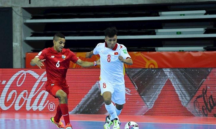 Báo Panama ca ngợi hàng thủ vững chắc của tuyển futsal Việt Nam