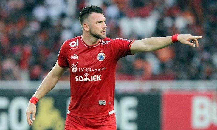 Cựu tiền đạo V-League nhập tịch Indonesia, quyết đấu thầy Park