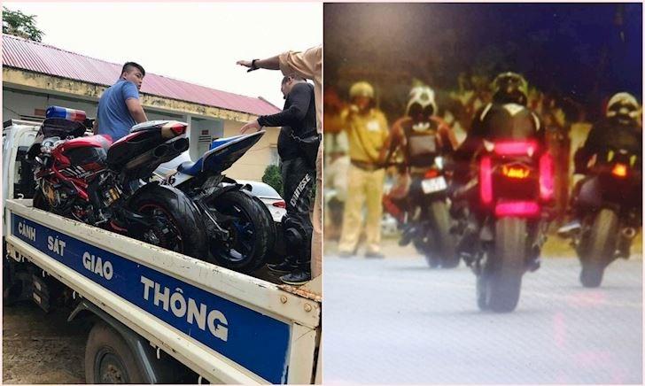 'Hoang đường' chuyện CSGT không bắt được xe mô tô PKL
