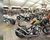 Nhiều mẫu xe lạ trong sự kiện mô tô độ Biker Fest International 2021