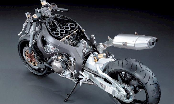 Sự thật ít người biết về bộ khung cho xe máy