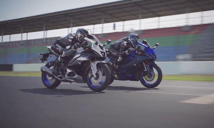 Yamaha R15 V4 có hệ thống chuyển số nhanh Quick Shifter